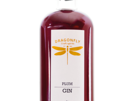 DRAGONFLY GIN BLOMME