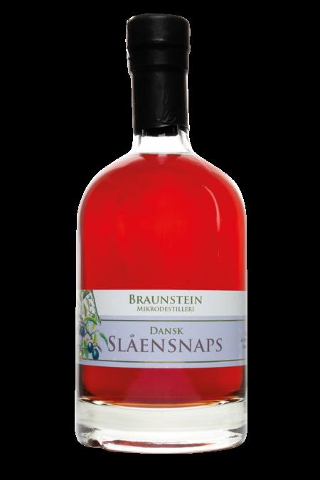 Braunstein Slåen Snaps