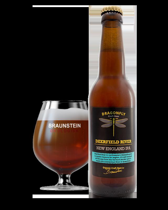 Deerfield-beer glass